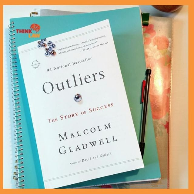 """200ish Word Book Report: """"Outliers"""""""