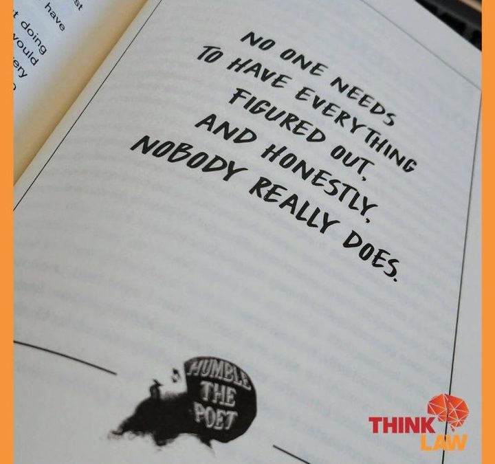 200ish Word Book Report: Things No One Else Can Teach Us by Humble the Poet