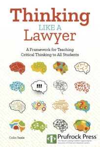 Thinking Like a Lawyer Book
