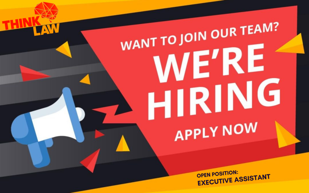 thinkLaw Careers - Executive Assistant